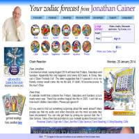 Jonathan Cainer image